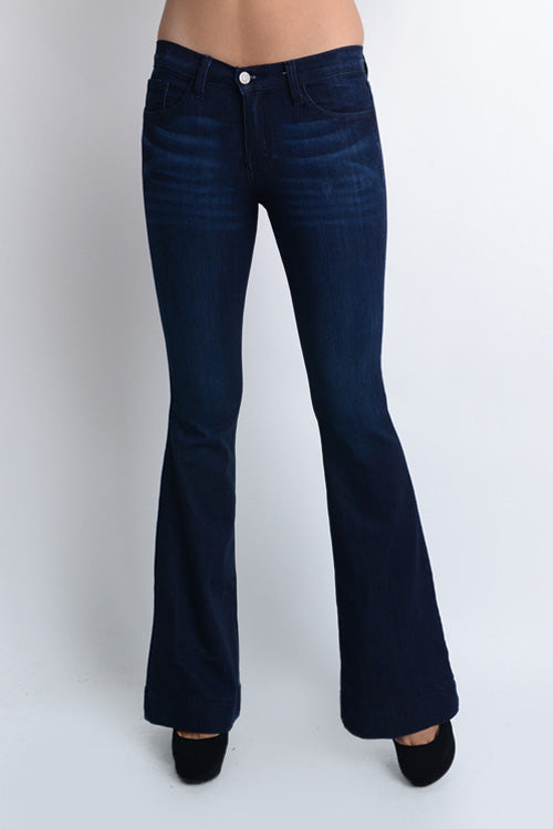 JUDY BLUE FLARE JEANS