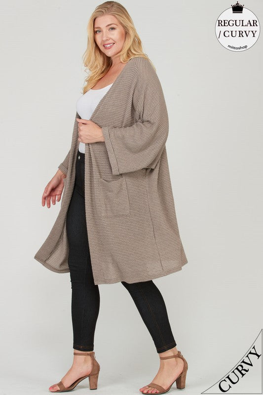 PLUS WALK THROUGH THE FALL LEAVES CARDI