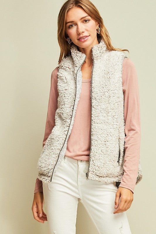 FEEL THE SOFTNESS VEST