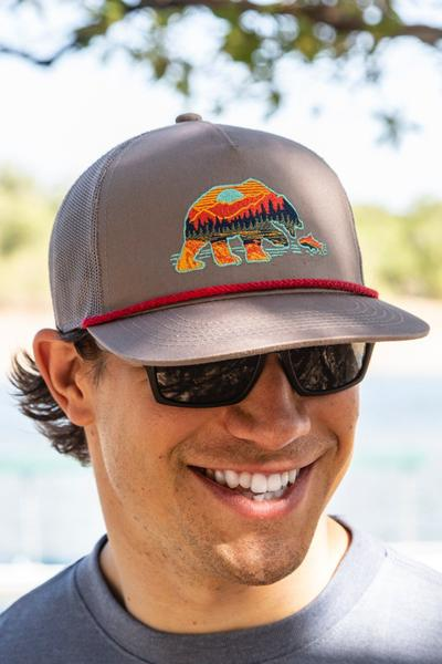 BURLEBO BEAR ESSENTIALS HAT