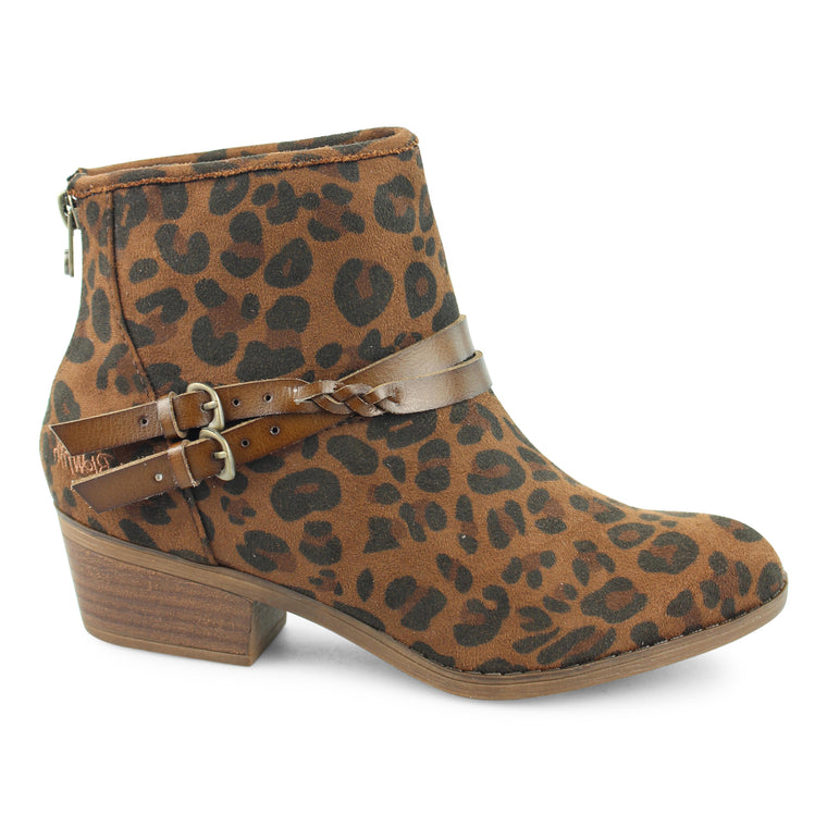 BLOWFISH SAN FRAN BROWN BOOTIE