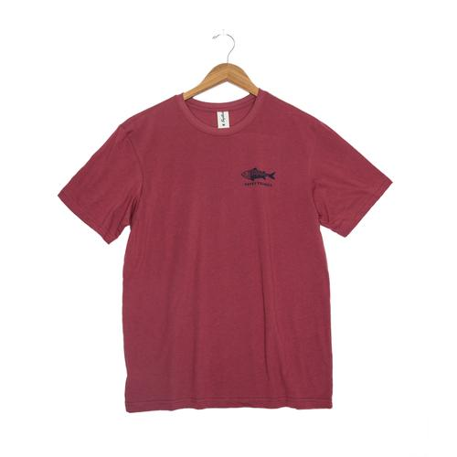 FAYETTECHILL DAY TRIP SHORT SLEEVE TEE