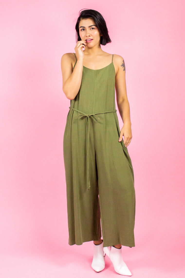 KIWI LOVE JUMPSUIT