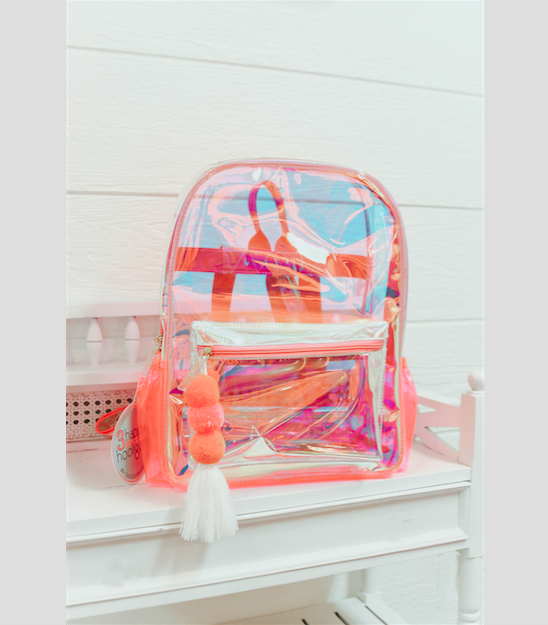 JLB IRIDESCENT BACKPACK