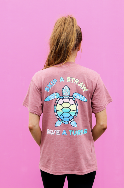 JLB SAVE A TURTLE SHIRT