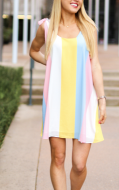 JLB LOVER TIE DRESS