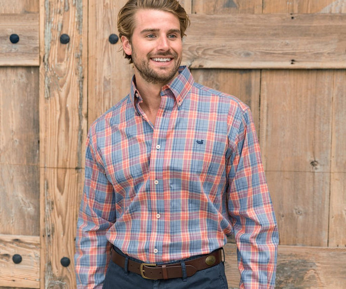 SOUTHERN MARSH LEXINGTON DRESS SHIRT