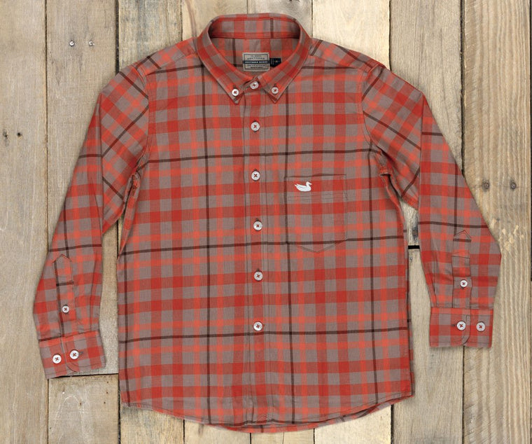YOUTH SOUTHERN MARSH BOUNDARY SHIRT