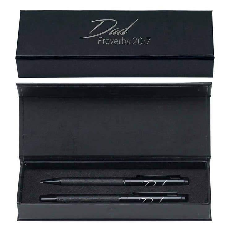 BALL PEN AND PENCIL DAD GIFT SET