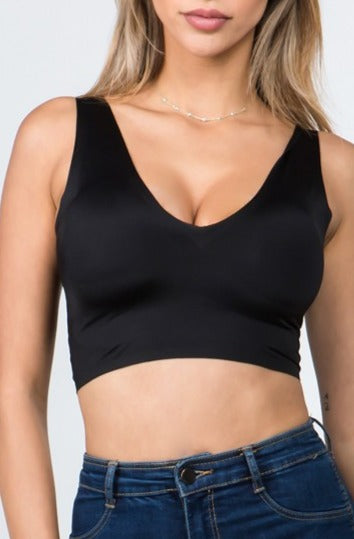 SEAMLESS BEAUTY BRA BRALETTE