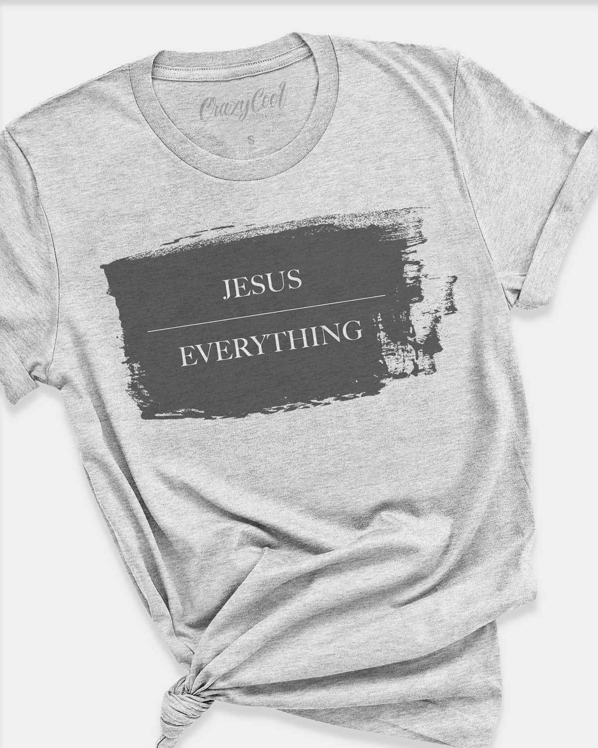 JESUS OVER EVERYTHING TEE