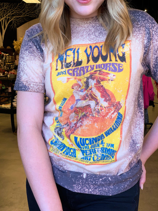 REBELBELLE NEIL YOUNG TEE