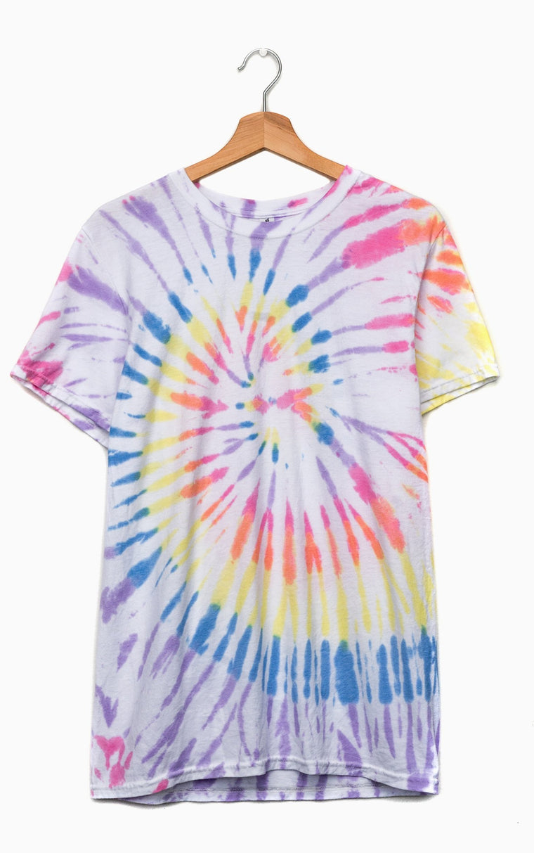 FRESH TIE DYE FEISTY TEE