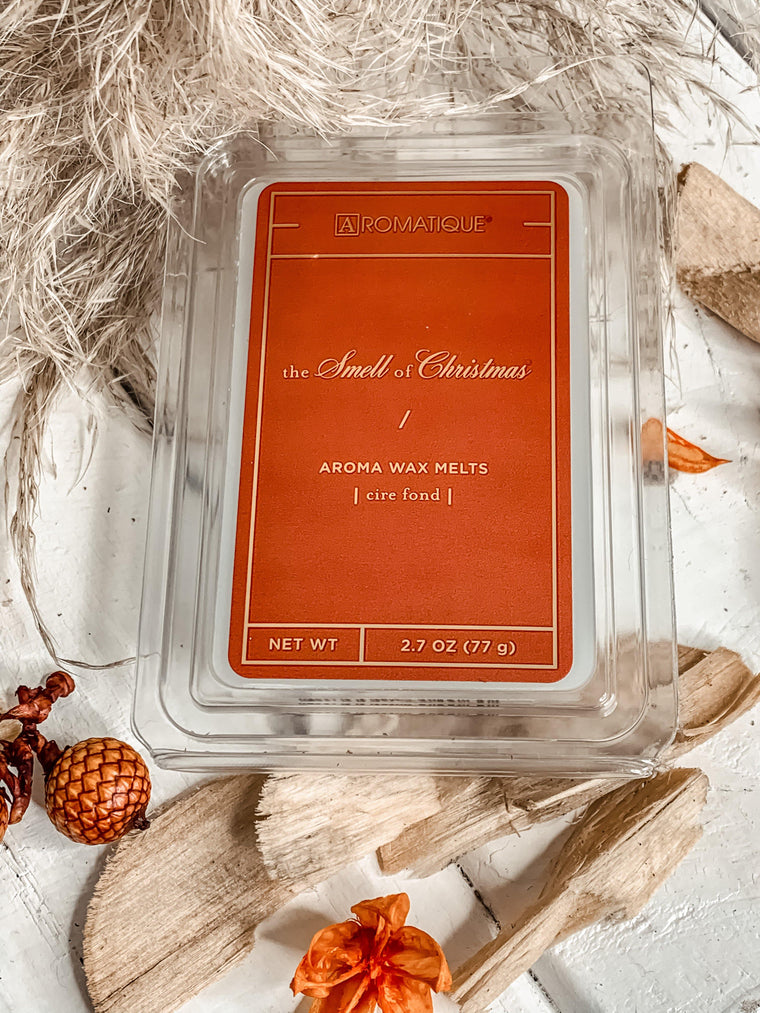 AROMATIQUE SMELL OF CHRISTMAS WAX MELTS