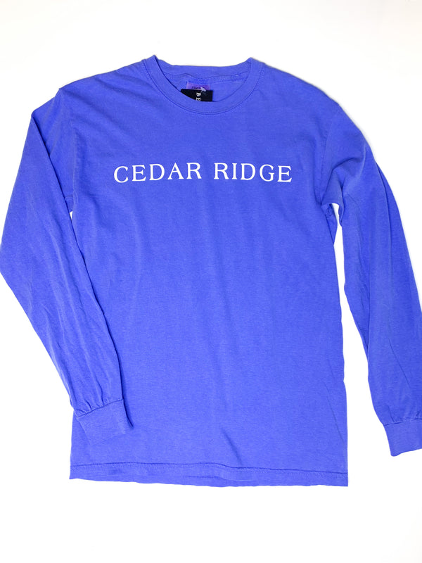 CEDAR RIDGE SEASIDE LONG SLEEVE TEE
