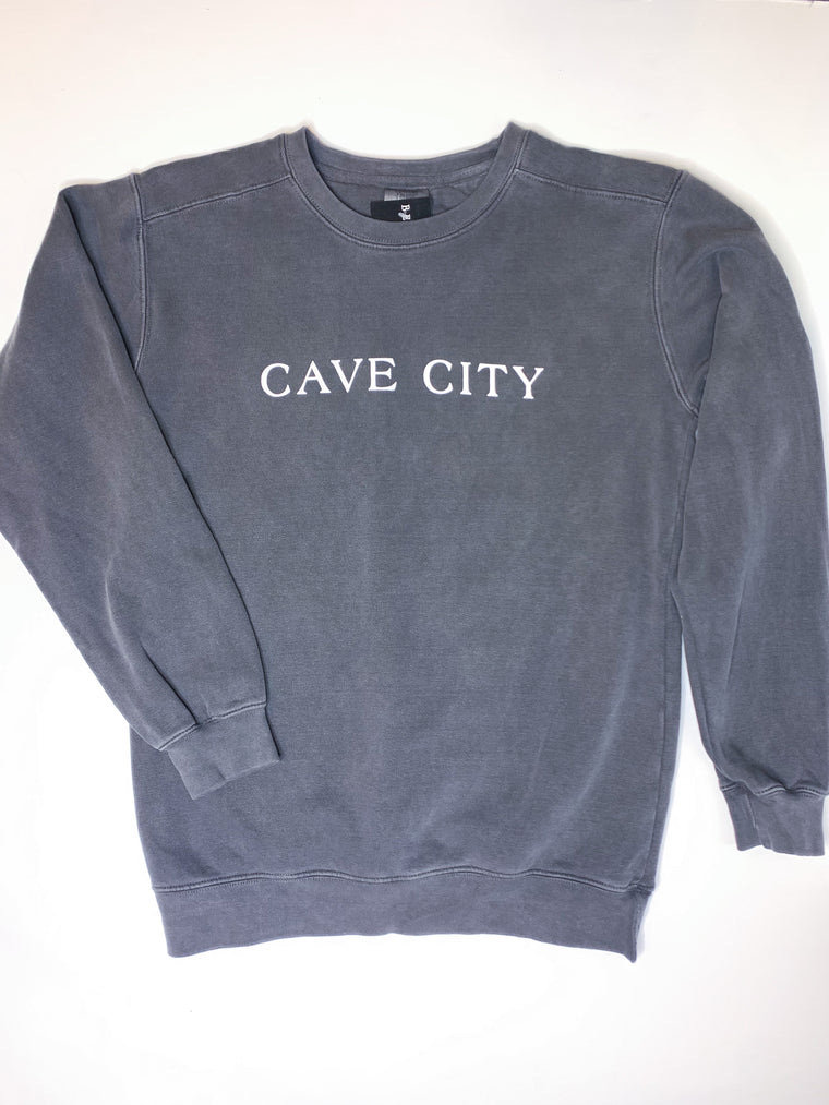 CAVE CITY SEASIDE SWEATSHIRT