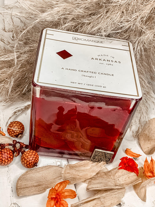 AROMATIQUE SMELL OF CHRISTMAS CANDLE