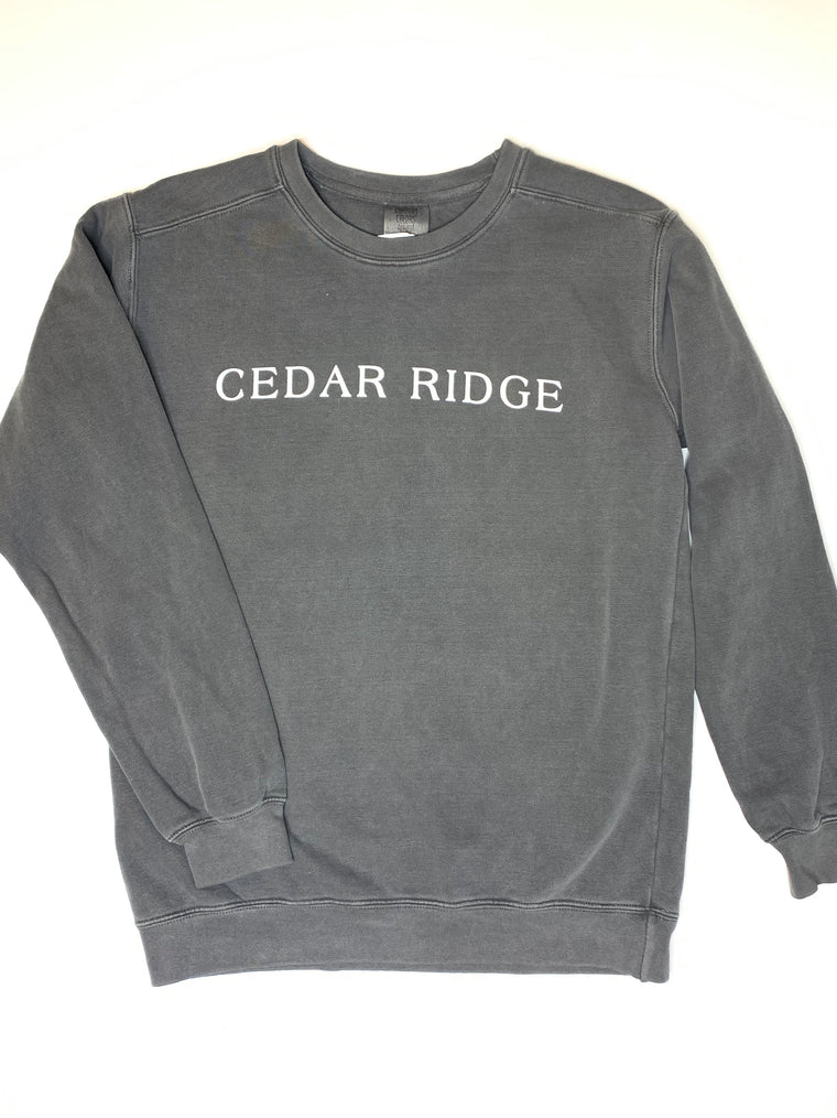 CEDAR RIDGE SEASIDE SWEATSHIRT