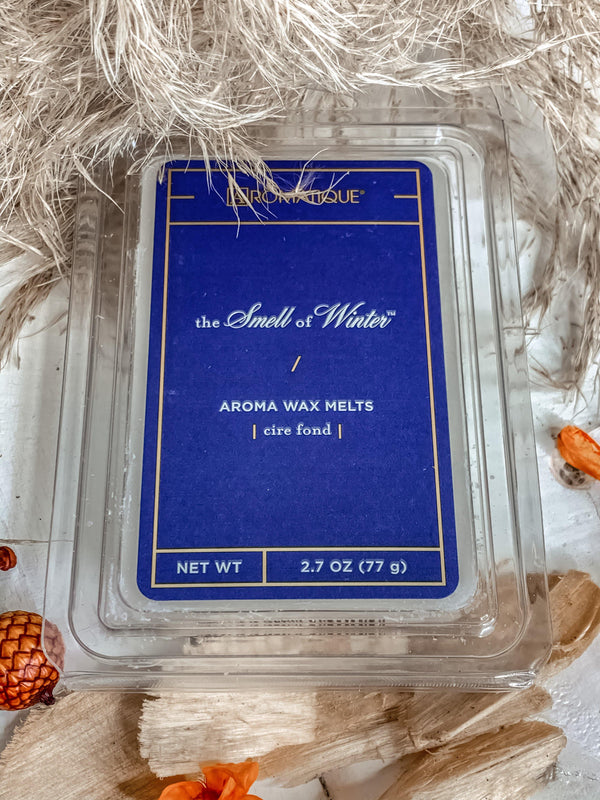 AROMATIQUE SMELL OF WINTER WAX MELTS