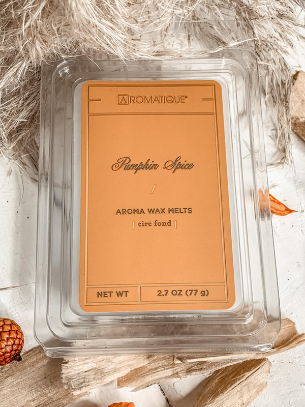 AROMATIQUE PUMPKIN SPICE WAX MELTS
