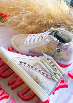 Vintage Havana The Crame High Top Sneaker | Wild Tie Dye
