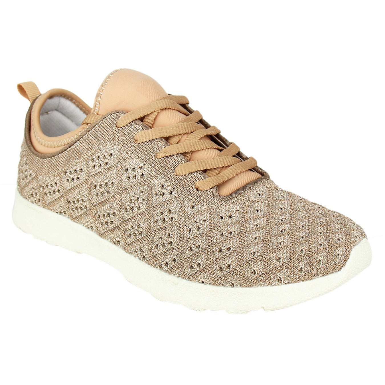 NOT RATED DESSA ROSE GOLD SNEAKER
