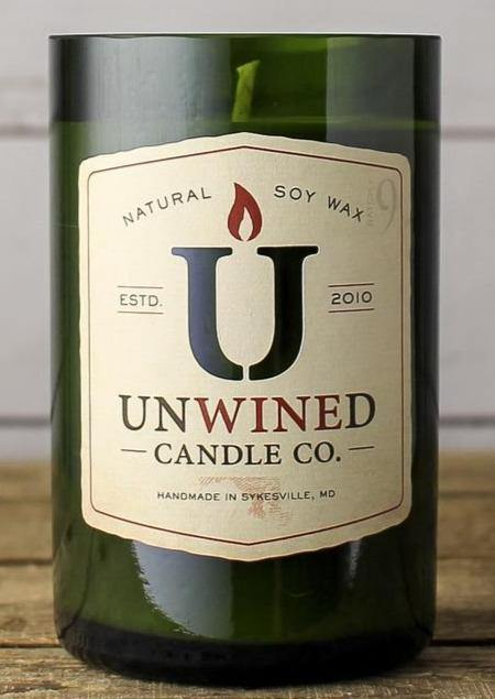 UNWINED CAMPFIRE CANDLE