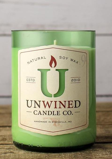 UNWINED EASTERN AMBER CANDLE