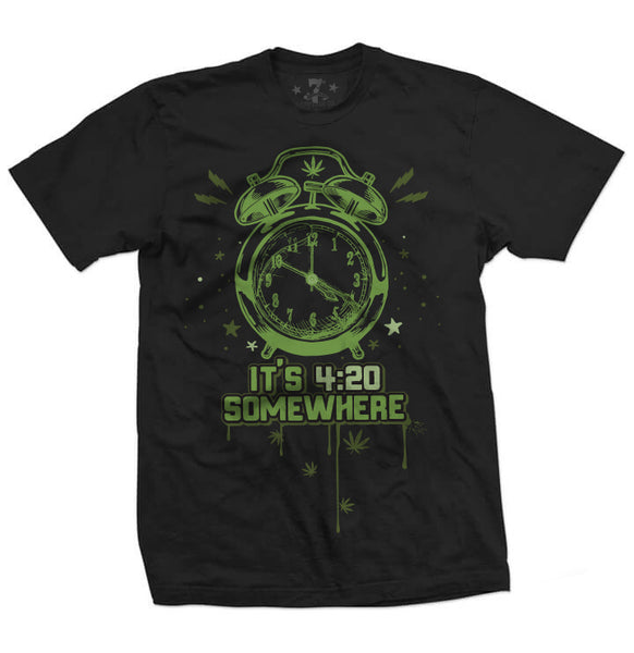 420 Somewhere-Men's tees-7threvolution.com