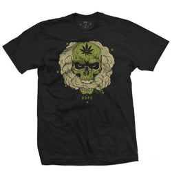 420 DopeSkull t-shirt-Men's tees-7threvolution.com