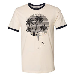 Lost Angeles Ringer Tee-mens t-shirt-7threvolution.com