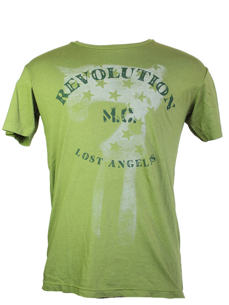 7th Revolution MC men's tee