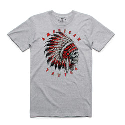 American Tattoo men's tee-Men's tees-7threvolution.com