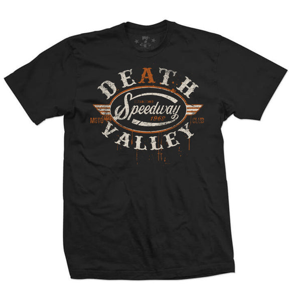 7th Revolution Death Valley men's tee