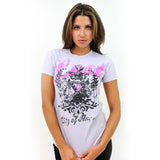 Lost tee-Women's tees-7threvolution.com