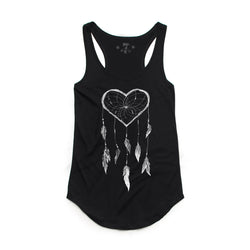 DreamHeart tank-Women's Tanktops-7threvolution.com