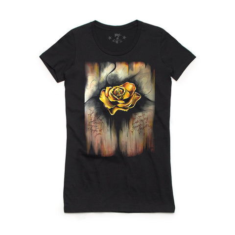 AmberRain tee-Women's tees-7threvolution.com