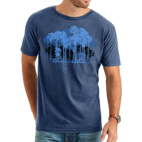 Blue Palms Vintage-Wash Short Sleeve T-Shirt-mens t-shirt-7threvolution.com