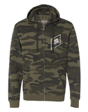 310Surf Co Camo Hoodie-ZIP HOODIE-7threvolution.com