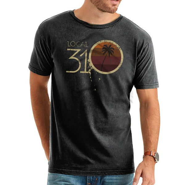 Palm310 Vintage-Wash Short Sleeve T-Shirt-mens t-shirt-7threvolution.com