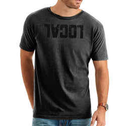 Local Brand Vintage-Wash Short Sleeve T-Shirt-mens t-shirt-7threvolution.com