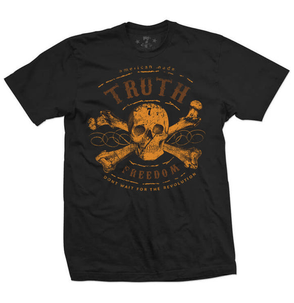 7th Revolution Truth men's tee