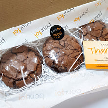 Double Choc Chip Letterbox Cookies