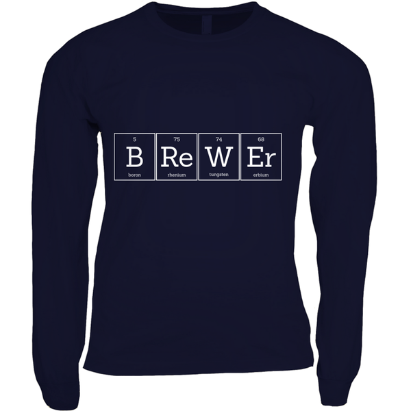 Long Sleeve Brewer Shirt