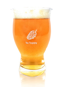 Be Hoppy Ultimate Pint Beer Glass
