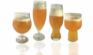 Craft Beer Glass Collection - Perfect for the Beer Geek who has (almost) everything!