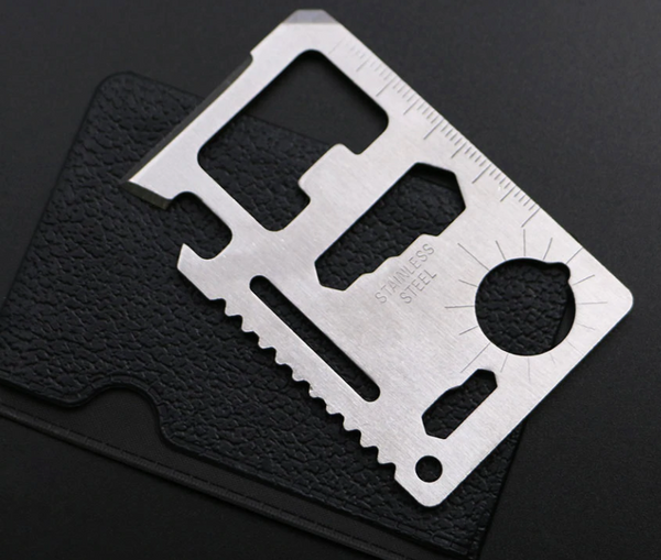Beer Opener Credit Card Tool