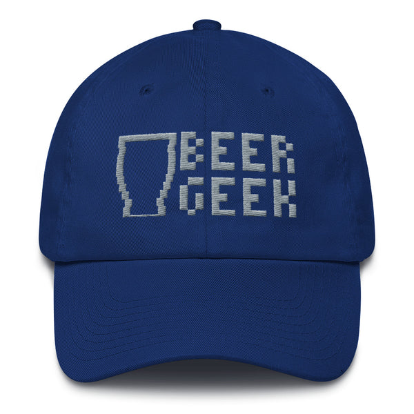 Beer Geek Cotton Cap