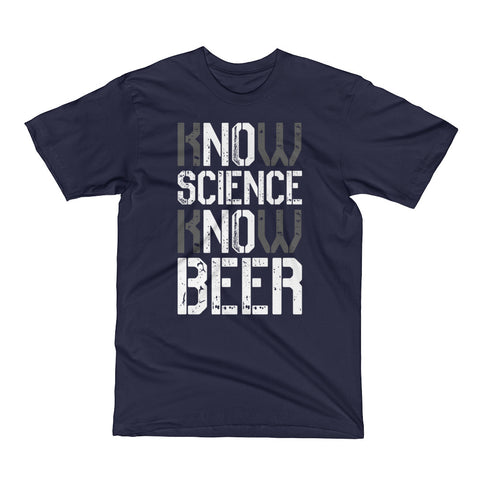 Know Science, Know Beer - Perfect for the science & beer geek in your life!