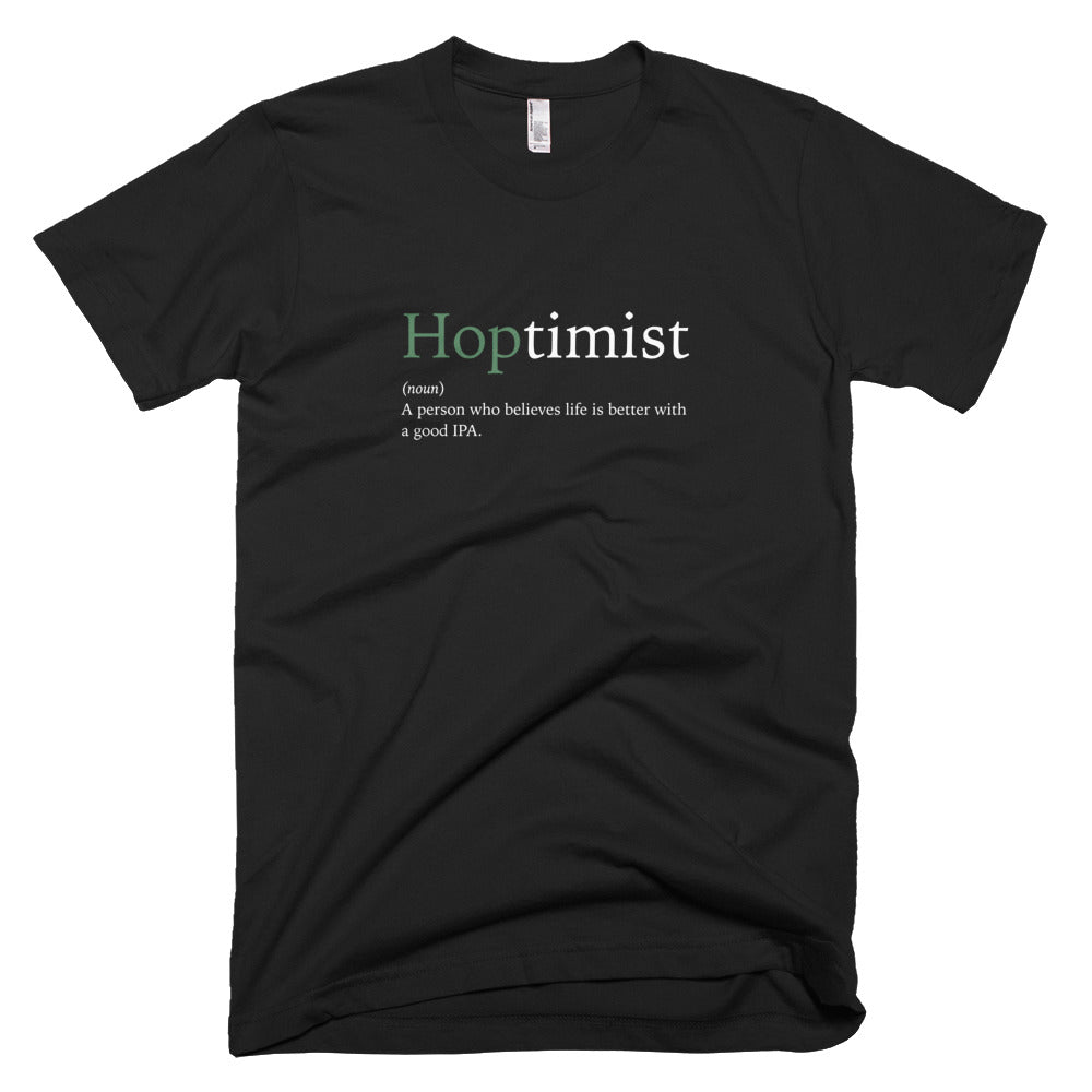 Hoptimist Definition Short-Sleeve T-Shirt